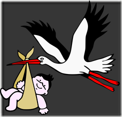 Stork_with_new-born_child